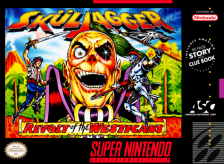 Skuljagger - Revolt of the Westicans Nintendo Super NES cover artwork