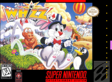 Whizz Nintendo Super NES cover artwork