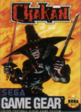 Chakan Sega Game Gear cover artwork