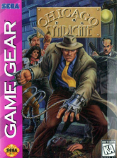 Chicago Syndicate Sega Game Gear cover artwork