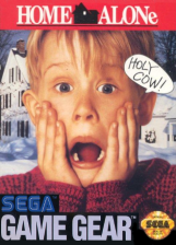 Home Alone Sega Game Gear cover artwork