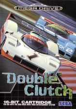 Double Clutch Sega Genesis cover artwork