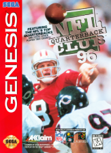 NFL Quarterback Club 96 Sega Genesis cover artwork