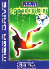 Striker Sega Genesis cover artwork
