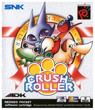 Crush Roller SNK Neo Geo Pocket cover artwork