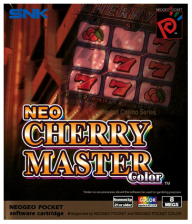 Neo Cherry Master Color - Real Casino Series SNK Neo Geo Pocket cover artwork