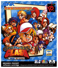 SNK vs. Capcom - Card Fighters' Clash - SNK Version SNK Neo Geo Pocket cover artwork