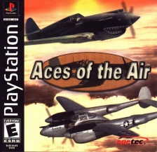Aces of the Air Sony PlayStation cover artwork