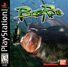 Bass Rise Sony PlayStation cover artwork