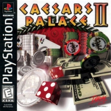 Caesars Palace II Sony PlayStation cover artwork