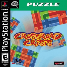 Crossroad Crisis Sony PlayStation cover artwork