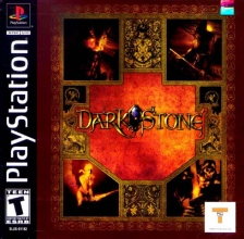 Darkstone Sony PlayStation cover artwork