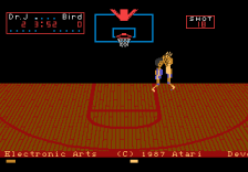 One-on-One Basketball ingame screenshot