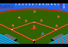 RealSports Baseball ingame screenshot