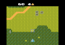 Xevious ingame screenshot