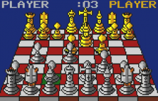 Fidelity Ultimate Chess Challenge ingame screenshot