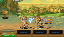Dungeons & Dragons: Tower of Doom ingame screenshot
