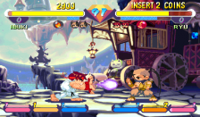 Super Gem Fighter Mini Mix ingame screenshot