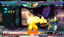 Vampire Savior 2 : The Lord of Vampire ingame screenshot