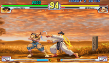 Street Fighter III 3rd Strike : Fight for the Future ingame screenshot