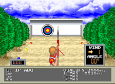 Konami '88 Games ingame screenshot