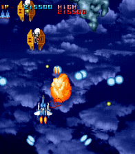Air Attack ingame screenshot