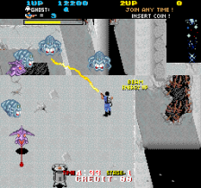 Real Ghostbusters, The ingame screenshot