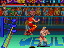 Knuckle Bash ingame screenshot