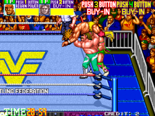 WWF WrestleFest ingame screenshot