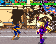 X-Men ingame screenshot