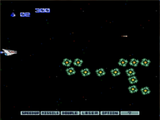 Gradius 2 - Gofer no Yabou ingame screenshot