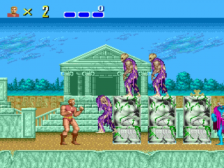 Juuouki - Altered Beast ingame screenshot