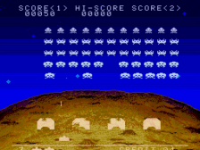 Space Invaders - The Original Game ingame screenshot