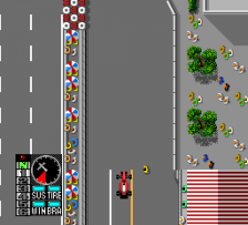 F1 Circus '91 - World Championship ingame screenshot