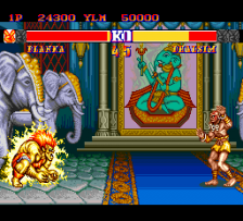 Street Fighter II' - Champion Edition ingame screenshot
