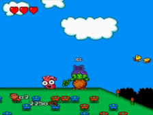 Bonk 3 - Bonk's Big Adventure ingame screenshot