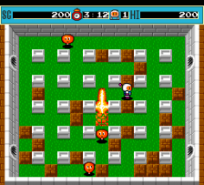 Bomberman ingame screenshot