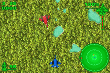 Ace Combat Advance ingame screenshot