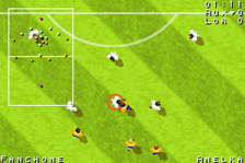 Alex Ferguson's Player Manager 2002 ingame screenshot