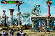 Altered Beast - Guardian of the Realms ingame screenshot