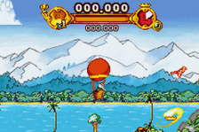 Babar to the Rescue ingame screenshot