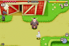 Barnyard ingame screenshot