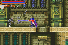 Castlevania - Harmony of Dissonance ingame screenshot
