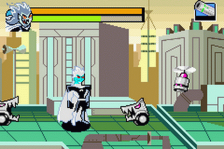 Danny Phantom - The Ultimate Enemy ingame screenshot