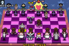 Dexter's Laboratory - Chess Challenge ingame screenshot