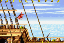 Donkey Kong Country 2 ingame screenshot