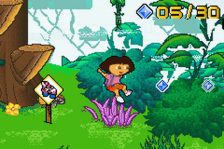 Dora the Explorer - Super Spies ingame screenshot