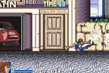 Double Dragon Advance ingame screenshot