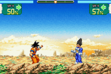 Dragon Ball Z - Supersonic Warriors ingame screenshot