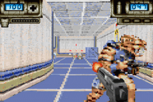 Duke Nukem Advance ingame screenshot